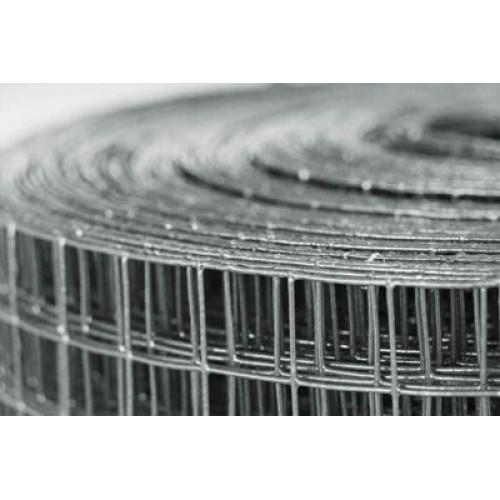 Сетка ячейка 6х6х0.6мм длина 15 метров