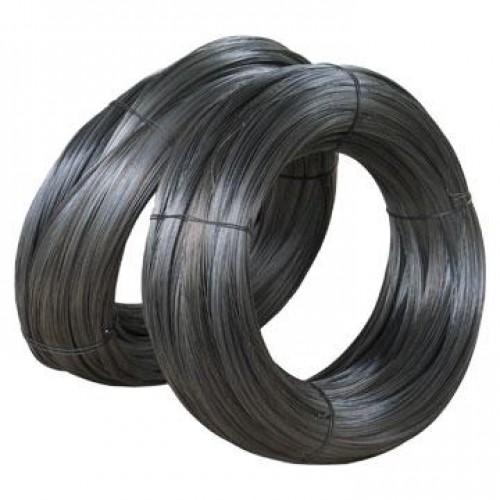 Проволока вязальная Ø1,2 черная